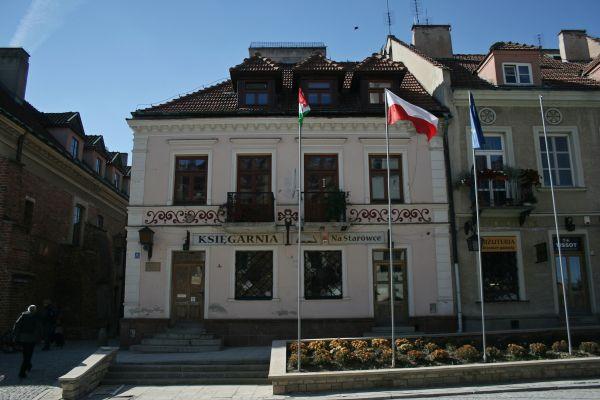 A.757 Dom Sandomierz Rynek 6