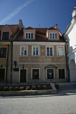 A.760 Dom Sandomierz Rynek 9