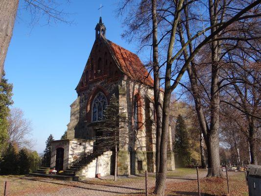 Dębno kaplica