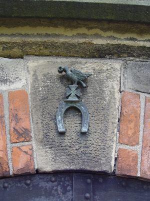 Cmentarz parafialny z drogą dojazdową oraz kaplica grobowa Jastrzębskich w Dębnie 1