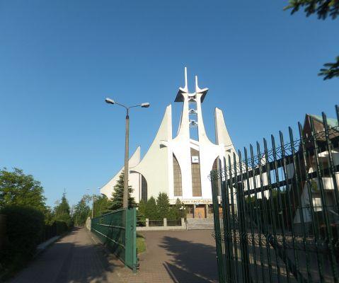 Kościół Chrystusa Króla Lędziny