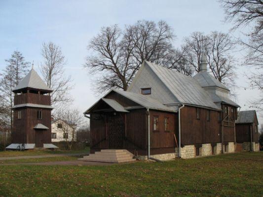 Stare Oleszyce cerkiew 1