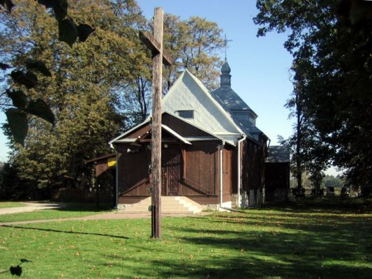 Stare Oleszyce cerkiew 2