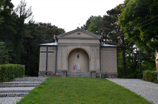 Zesp. pałacowy w Słomowie - kościół 02