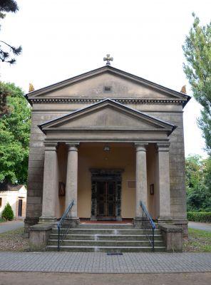 Zesp. pałacowy w Słomowie - kościół 03