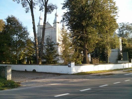 Zespół klasztorny w Nowym Kazanowie 2014 09 29 by Jacmu