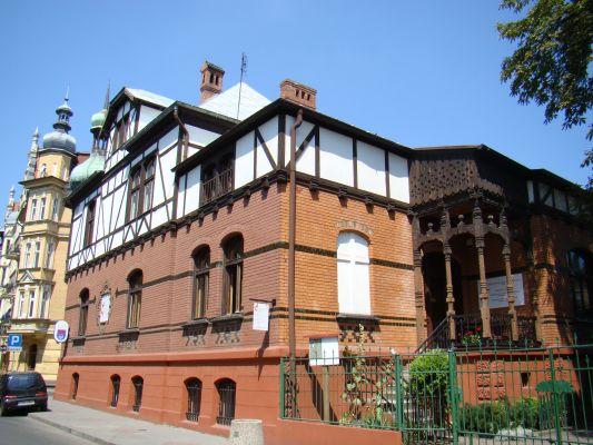 Gliwice, Budynek mieszkalny obecnie kościół ewangelicko-metodystyczny 02