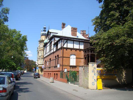Gliwice, Budynek mieszkalny obecnie kościół ewangelicko-metodystyczny 01
