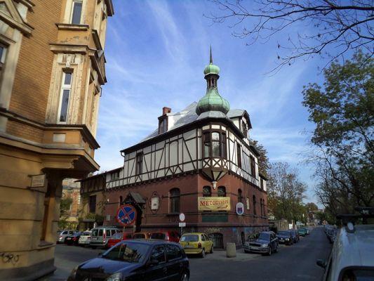 Budynek mieszkalny (obecnie kościół ewangelicko-metodystyczny) (BUCHMANN)
