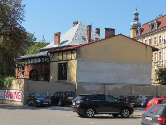 Gliwice, kościół ewangelicko-metodystyczny, widok od wsch.