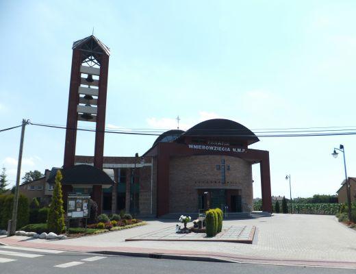 Kościół Wniebowzięcia NMP Lędziny