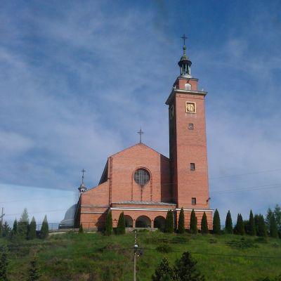 Church in Dwikozy (7203931240)