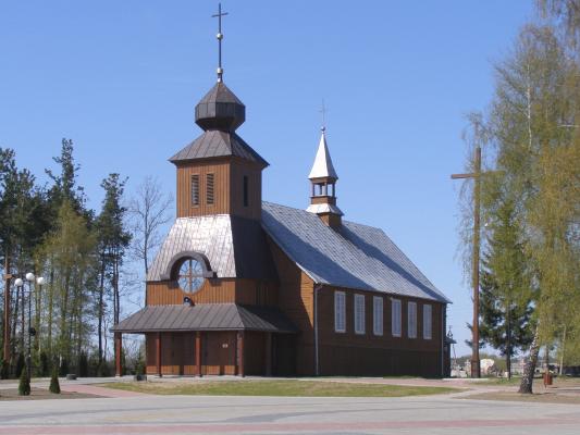 Kościół w Rzewniu