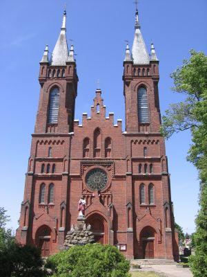 Kościół w Chełmicy IMG 2036 krz