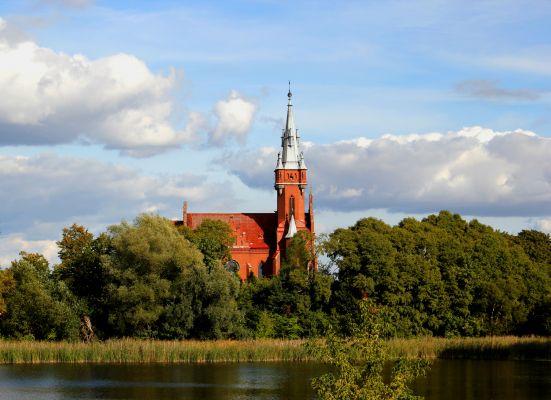 Kościół św.Jakuba w Chełmicy Dużej.1 N.Chylińska