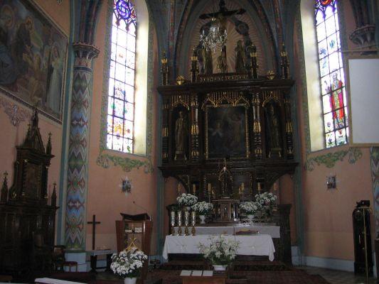 Kościół w Chełmicy IMG 2038 krz