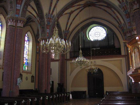 Kościół w Chełmicy IMG 2037 krz