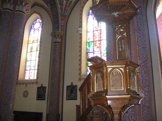 Kościół w Chełmicy IMG 2039 krz