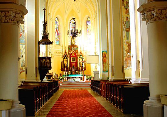 Kościół św.Jakuba w Chełmicy Dużej.3 N.Chylińska