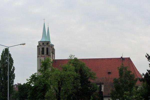 Opole Szczepanowice (Oppeln Kirche in Sczepanowitz)