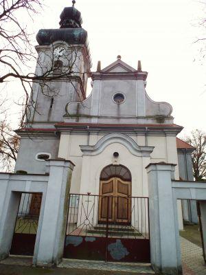 Szemborowo, church (4)
