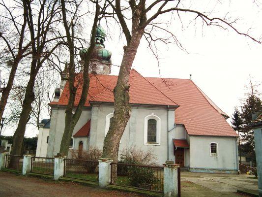Szemborowo, church (2)