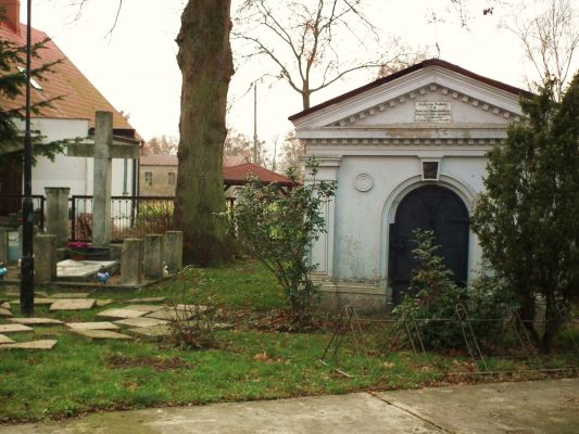 Szemborowo, church (8)