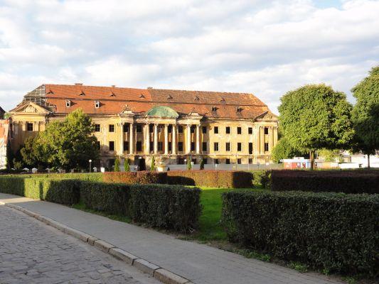 Pałac Promnitzów, Żary