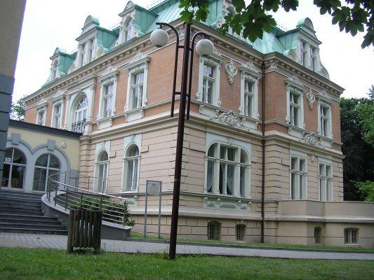 Hantke Villa in Częstochowa 2014 bk10