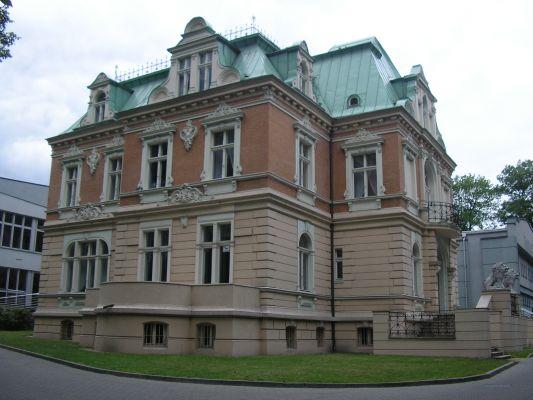 Hantke Villa in Częstochowa 2014 bk01