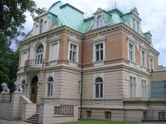 Hantke Villa in Częstochowa 2014 bk04