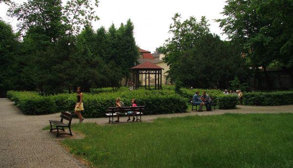 Park Kuzniczki Gdansk