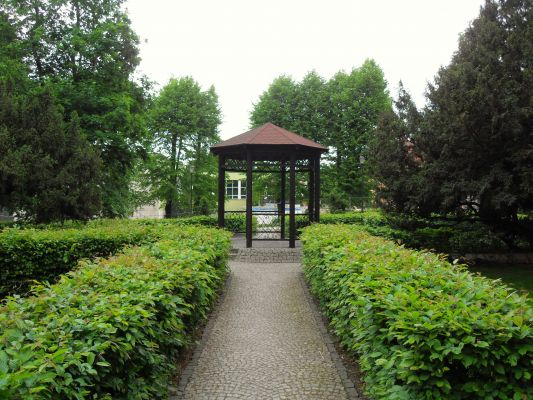 Gdańsk Park Kuźniczki