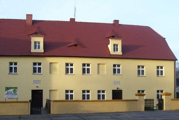 POL Przemków, plebania parafii Najświętszej Marii Panny