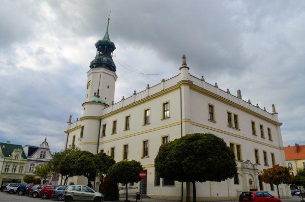Sulechów, Ratusz.