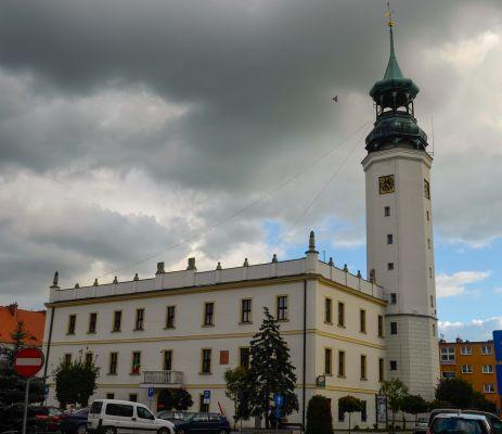Sulechów, Ratusz