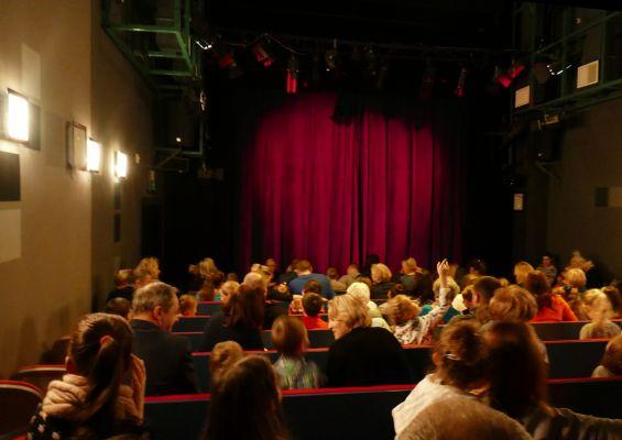 Teatr Lalki i Aktora w Łomży widownia