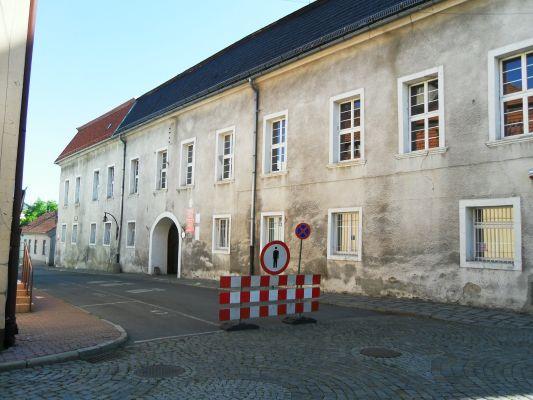 Zamek Krapkowice