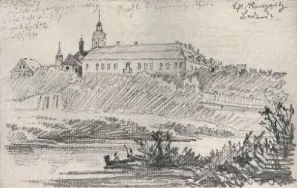 Schloss Krappitz (Blätterbauer)