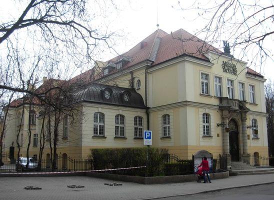 Akademia Muzyczna od ul Słowackiego