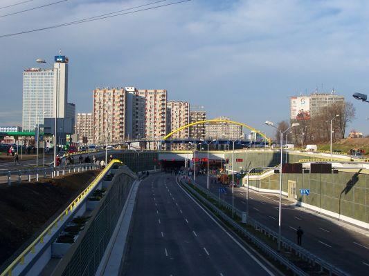 Katowice - DTŚ - Tunel 02