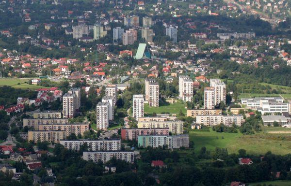 Aleksandrowice osiedle