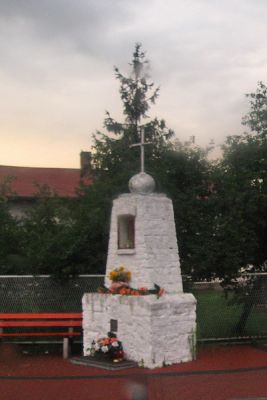 28 lipca 2009 r. Kapliczka w Antoniowie