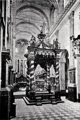 Mirosław Skonieczny, Konfesja św. Wojciecha z wielkim ołtarzem 1915