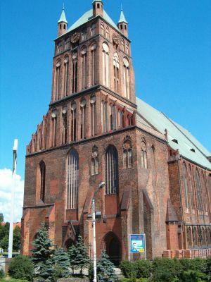 Katedra szczecinska