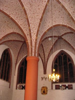 Szczecin Katedra Kaplica Mariacka