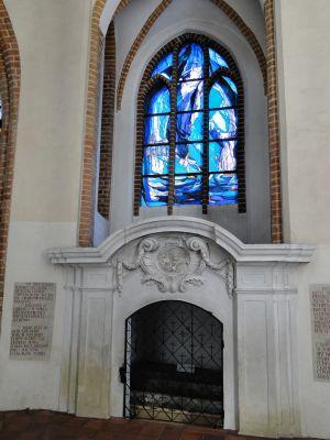 Szczecin Katedra Kaplica Szewcow