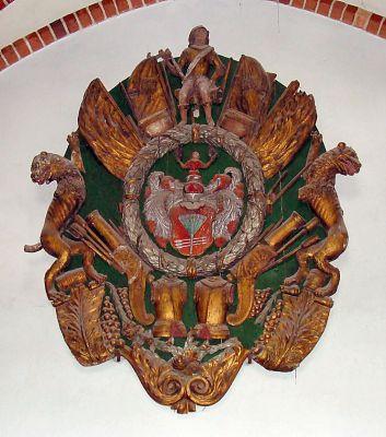 Szczecin katedra epitafium 2