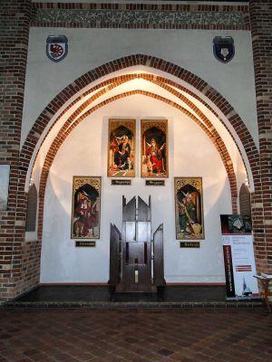 Szczecin katedra kaplica akademicka