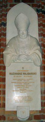 Szczecin katedra tablica 1